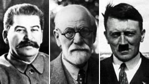 斯大林,弗洛伊德,希特勒曾同時在維也納居住。