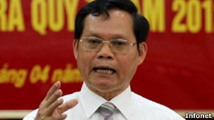 Thanh tra chính phủ Huỳnh Phong Tranh