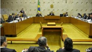 Julgamento do mensalão (Ag Brasil)