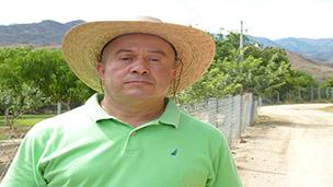 Leopoldo Soberanis, empresario de San Luis de la Loma, Guerrero