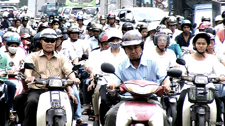 Thành phố Việt Nam