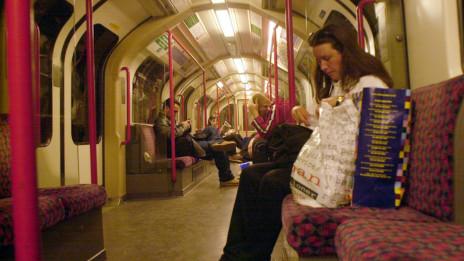 倫敦地鐵乘客