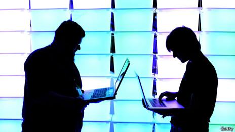 Hackers en congreso anual