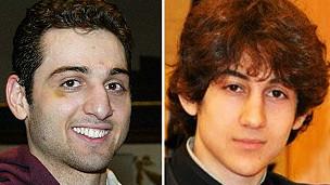 Hermanos Tsarnaev