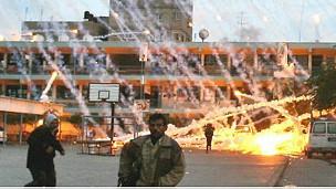 Somos Todos Palestinos...factos fotos opinativos do ONLINE palestina  130426152554_israel_phosphour_304x171_b_nocredit