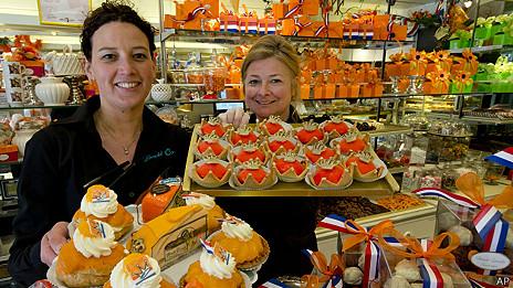 Pastelería holandesa