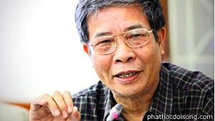 Giáo sư Ngô Đức Thịnh