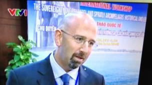 Ông London trên Truyền hình Việt Nam