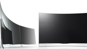 شركة تستعد لطرح التلفزيون المنحني الأسواق لأول مرة