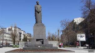Памятник Тимирязеву в Москве