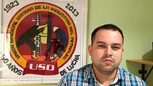 Edwin Palma, USO Barrancabermeja