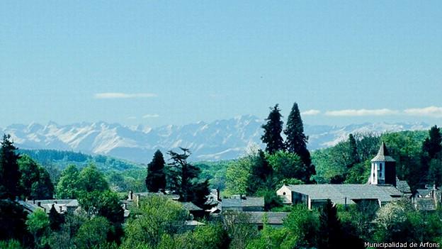 Arfons. Foto: Municipalidad de Arfons