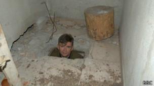 Мафиозный туннель