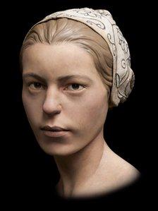 Reconstrucción forense facial