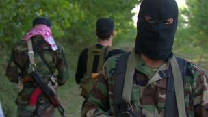 Milicias sirias