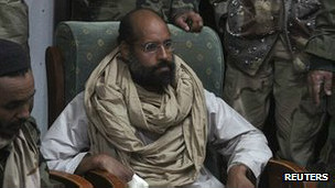 Saif Gadafi