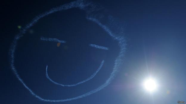 Sonrisa en el cielo