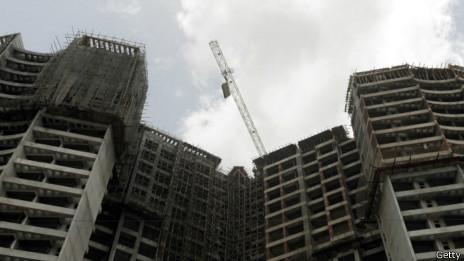 Construcciones en India