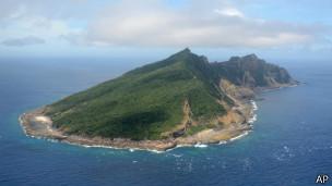 Islas Senkaku o Diaoyou