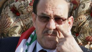 PM Nouri al-Maliki
