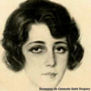 Consuelo de Saint-Exupéry (Foto: Editions du Rocher)