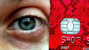 tarjeta de crédito con chip