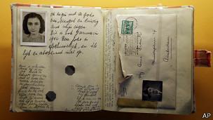 Реальный дневник Анны Франк