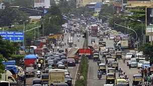 Calles de Bombay