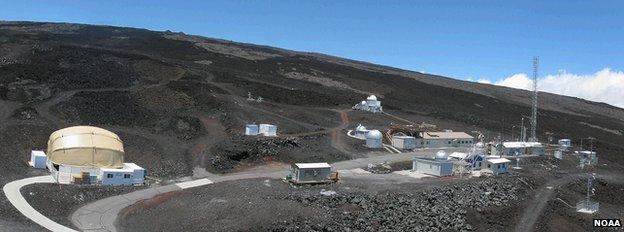 Laboratorio Mauna Loa