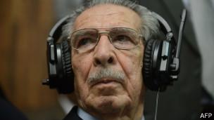 Ríos Montt, el exlider militar de Guatemala