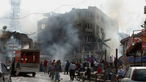 Bom di Turki