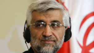Saeed Jalili (Foto Reuters)