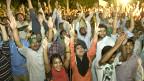 Le parti de l'ancien premier ministre Nawaz Sharif est assuré de remporter le plus grand nombre de sièges mais devra trouver des alliés pour former un gouvernement de coalition.  Selon des projections sur la base des résultats connus, le PLM-N (Pakistan M