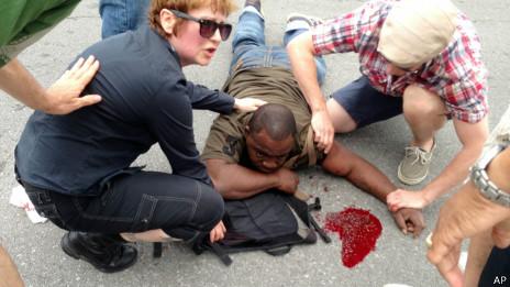 新奧爾良母親節槍擊事件傷者