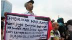 Unjuk rasa Syiah di DPR