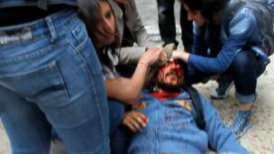 ODTÜ ve Hacettepe öğrencilerine polis müdahale etti