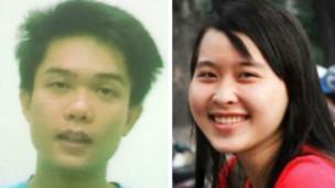 Đinh Nguyên Kha và Nguyễn Phương Uyên
