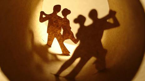 Nhảy tango (ảnh minh họa)