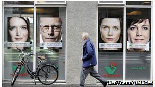 Islândia | Foto: AFP