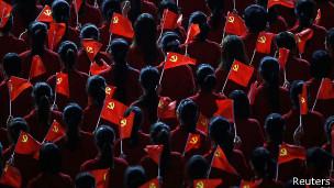 中共庆祝建党90周年