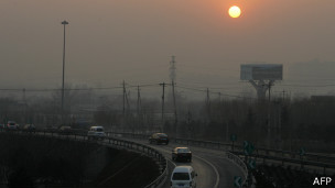 Pequim | Foto: AFP
