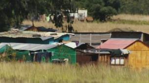 acampamento (foto: BBC)