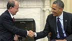 Tổng thống Thein Sein và Tổng thống Barack Obama