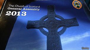 Programa de la Asamblea de la Iglesia de Escocia