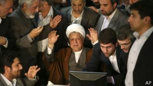 Rafsanjani (AP)