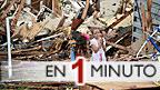 Destrozos causados por tornado en EE.UU.