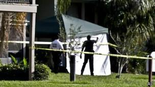 Departamento en Orlando del hombre muerto a tiros
