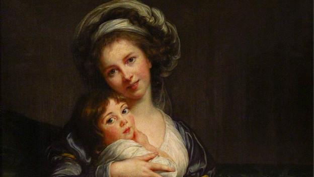 Madame Vingée-LeBrun et sa fille