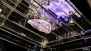 Impresora tridimensional