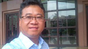 Ông Đặng Thành Tâm (ảnh do nhân vật cung cấp)